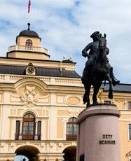 Экскурсия в Константиновский дворец