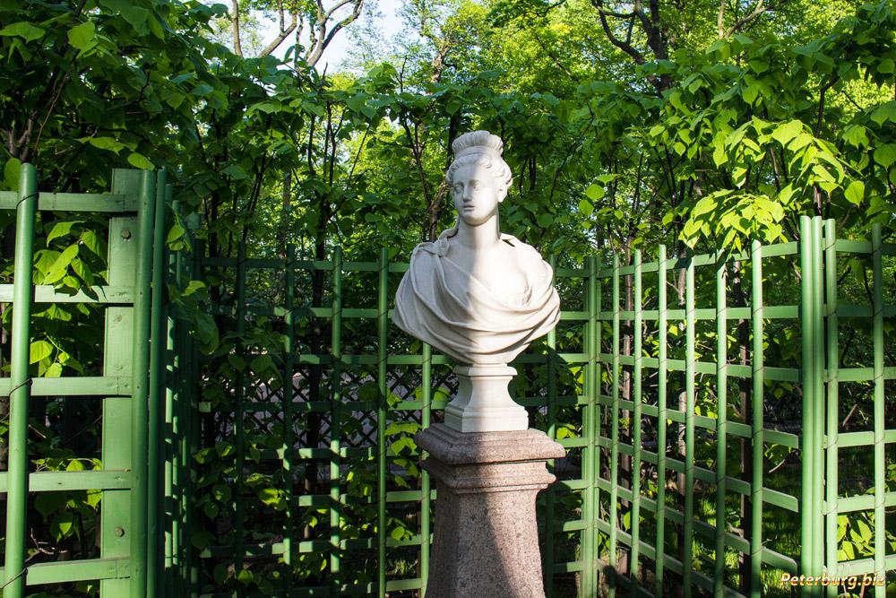 летний сад санкт петербург фото