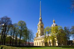 Прогулка 2 - Исторический Петербург
