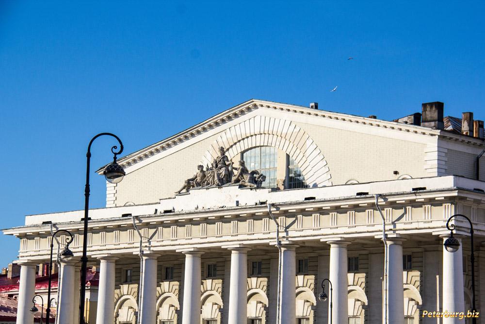 интересные здания в санкт-петербурге