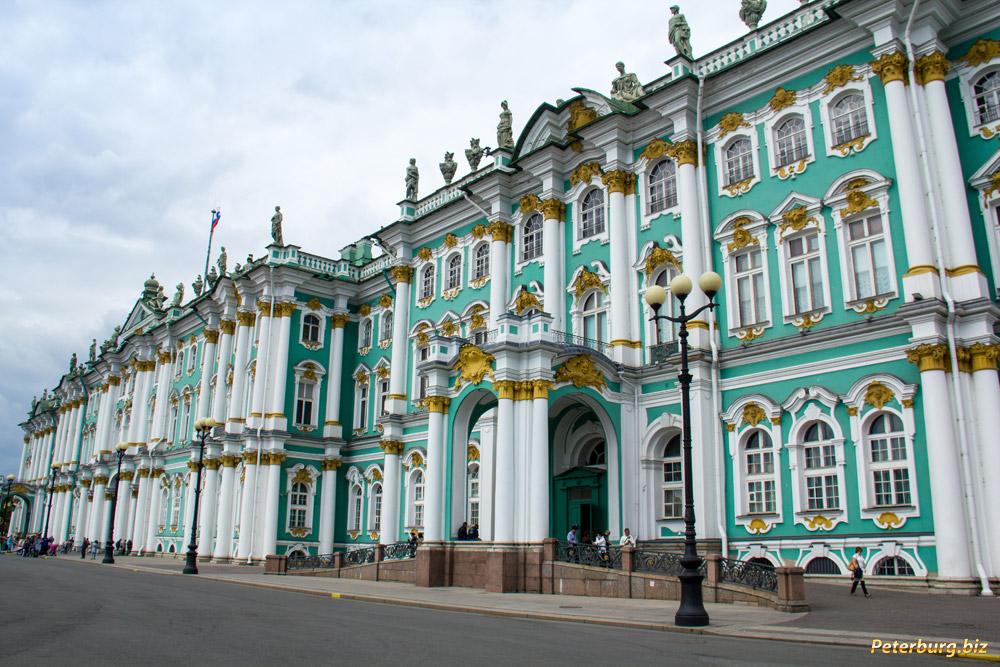 зимний дворец в петербурге фото