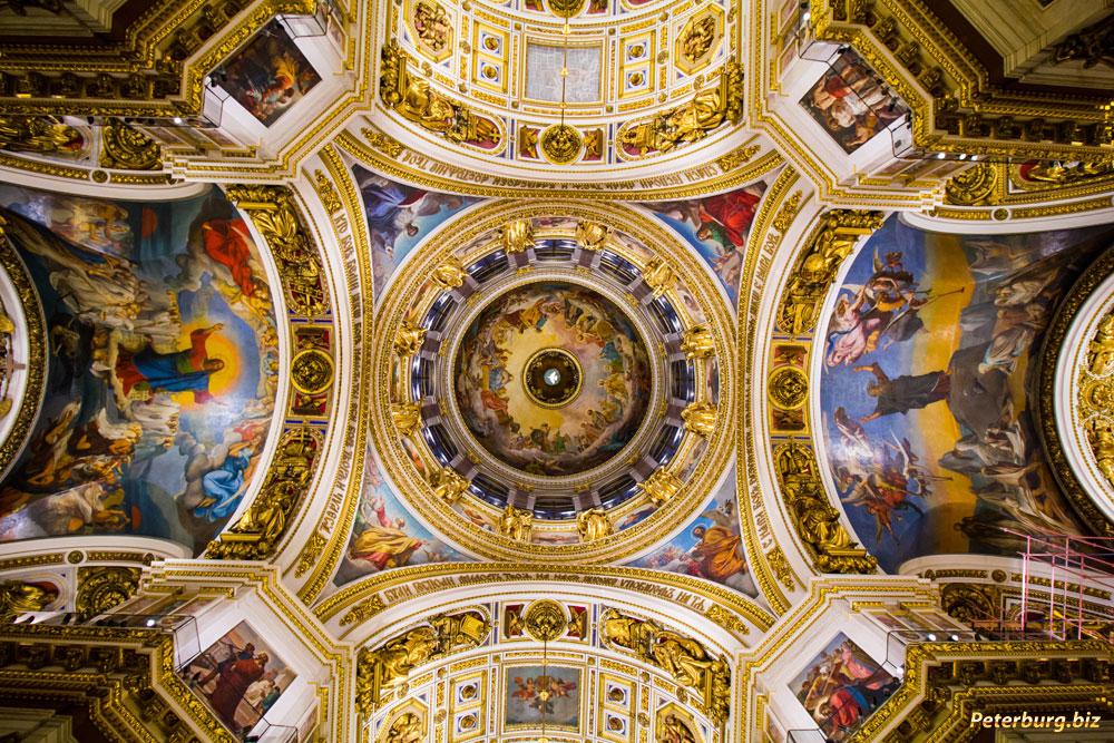 Исаакиевский собор. Внутри и наверху. - YouTube | 667x1000