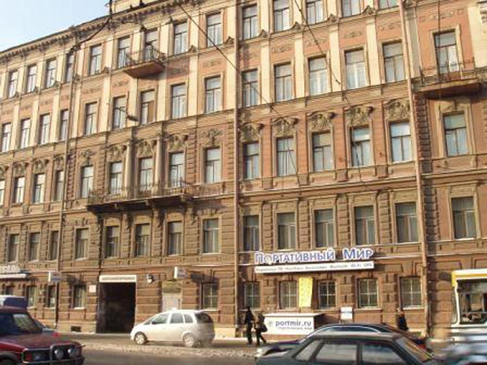 мини-отель аврора центральная санкт-п