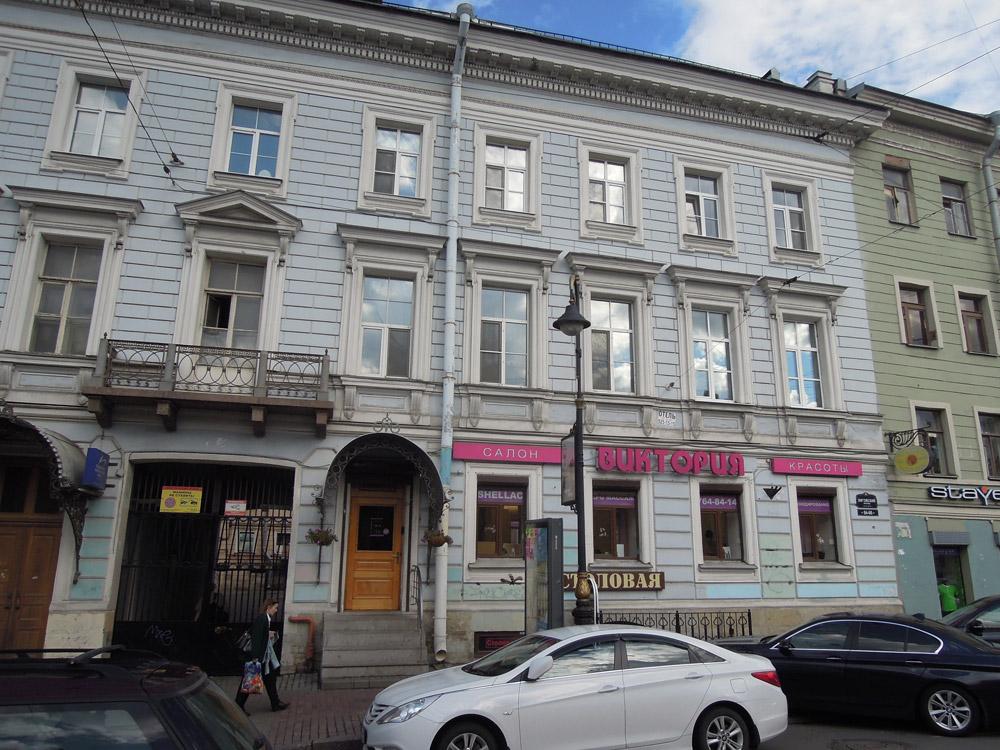 мини-отель в центре санкт петербурга