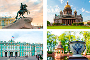 Санкт-Петербург за 1 день