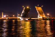 Ночные экскурсии - разводные мосты