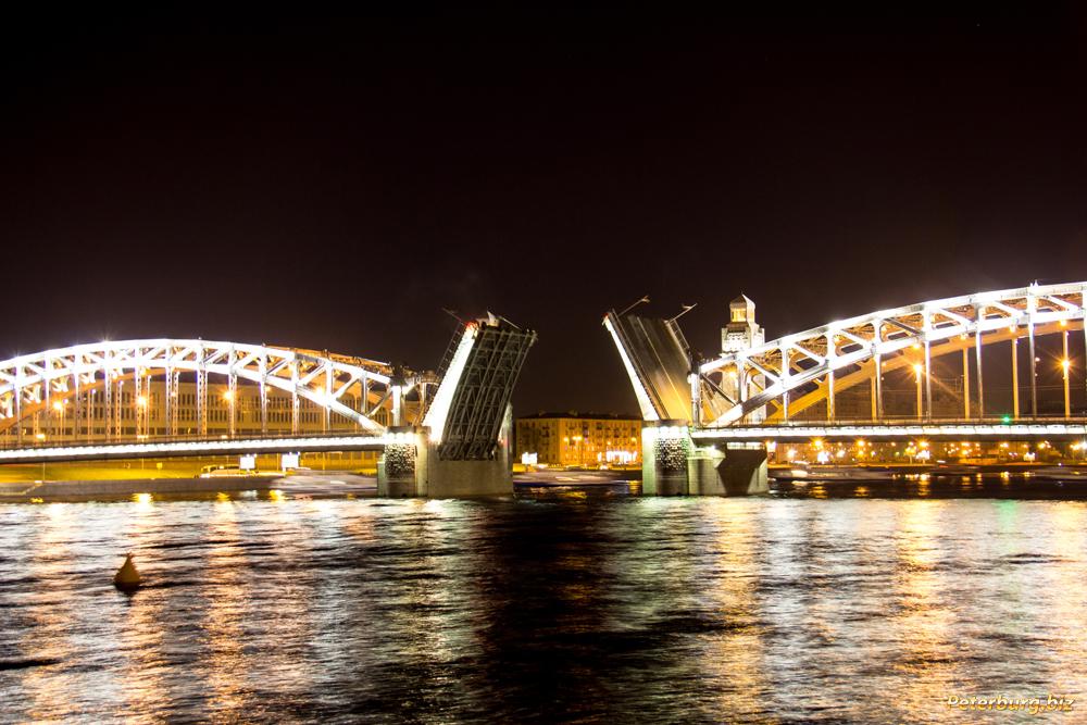 Неразводные мосты в спб