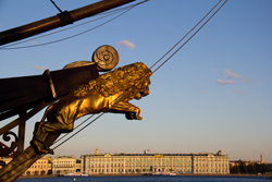 Летучий голландец в Санкт-Петербурге
