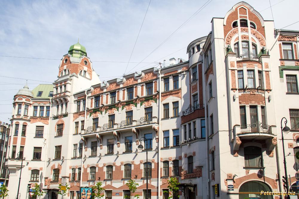СанктПетербург ночью 11 лучших мест  Завтра в Питере