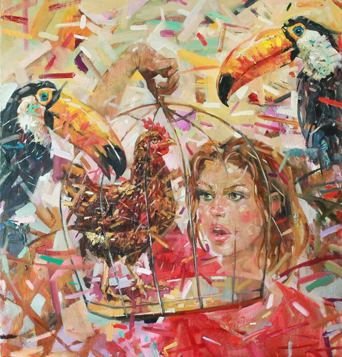 Конкурсы масляной живописи 2017