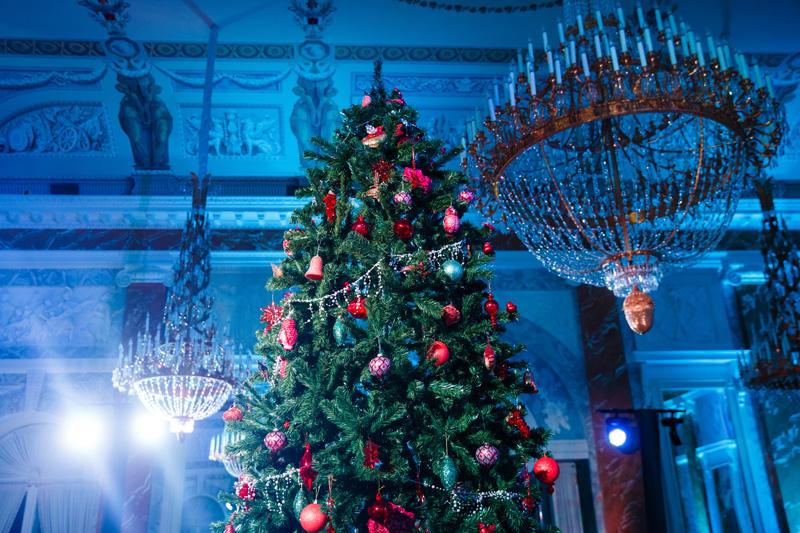 31 декабря 2017 - Новогодняя сказка в Константиновском дворце
