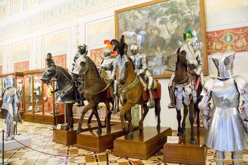 Государственный музей Эрмитаж в Санкт-Петербурге