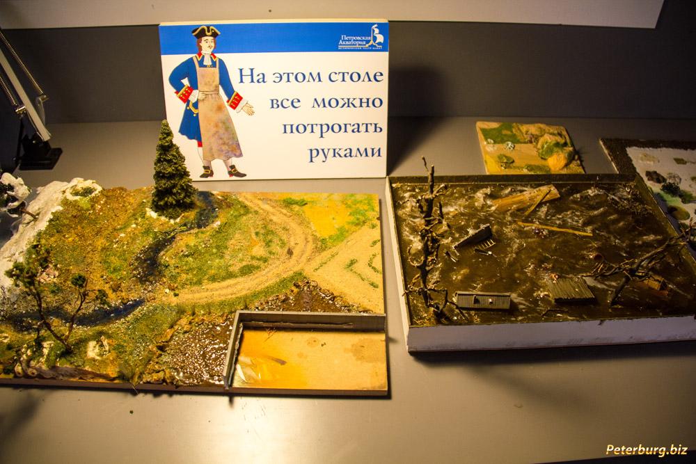 макеты санкт-петербурга своими руками