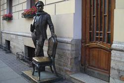 Народный литературный музей Остапа Бендера в Санкт-Петербурге