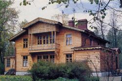 Музей-усадьба П.П. Чистякова в Санкт-Петербурге