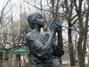 Памятник на могиле Даргомыжского в Санкт-Петербурге