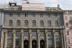 Петербургский музей кино