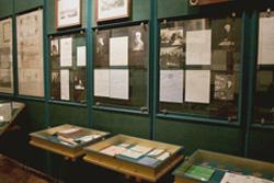 Музей Русского Географического общества в Санкт-Петербурге