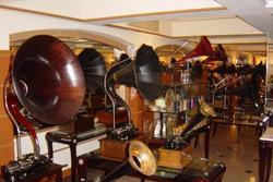 Частный музей граммофонов и фонографов в Санкт-Петербурге