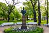 Памятник Лермонтову в Санкт-Петербурге