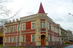 Краеведческий музей города Ломоносова (Ломоносов)в Санкт-Петербурге