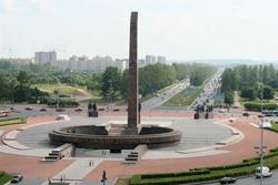 Монумент-музей героическим защитникам Ленинграда в Санкт-Петербург