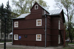 Государственный краеведческий музей «Невская застава» в Санкт-Петербурге