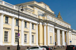 Российский этнографический музей в Санкт-Петербурге