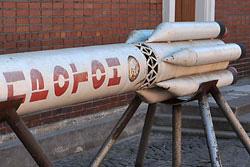 Музей космонавтики и ракетной техники в Санкт-Петербурге