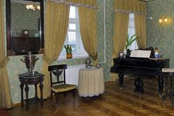 Музей-квартира А.И. Куинджи в Санкт-Петербурге