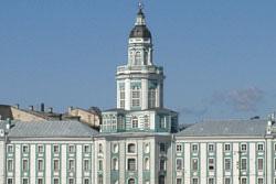 Музей М.В. Ломоносова в Санкт-Петербурге
