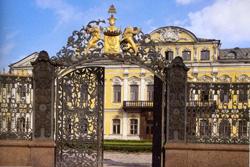 Шереметьевский дворец - Музей музыки (филиал СПб Музея театрального и музыкального искусства) в Санкт-Петербурге