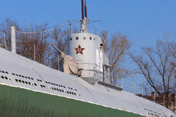 Музей подводная лодка «Народоволец» в Санкт-Петербурге