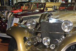 Музей ретро автомобилей в Зеленогорске, Санкт-Петербург