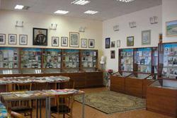 Литературный музей «Николай Рубцов: стихи и судьба» в Санкт-Петербурге
