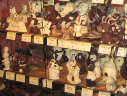 шоколадный музей в питере