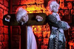Историческое интерактивно-театрализованное представление Ужасы Петербурга