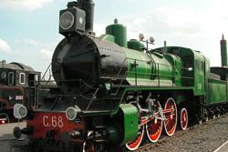 Музей железнодорожной техники, музей паровозов в Санкт-Петербурге