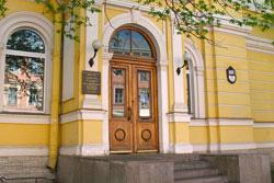 Музей железнодорожного транспорта в Санкт-Петербурге