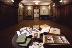 Музей В.В. Набокова Факультета филологии и искусств Санкт-Петербургского государственного университета