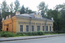Государственный краеведческий музей «Нарвская застава» в Санкт-Петербурге