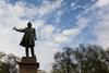 Памятник Пушкину в Петербурге