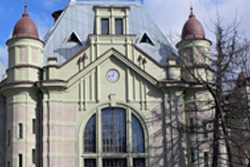 Мемориальный музей А. С. Попова при ЛЭТИ в Санкт-Петербурге