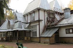 Музей-усадьба И.Е. Репина «Пенаты» в Санкт-Петербурге