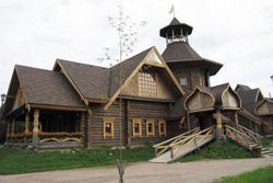Русская деревня «Шуваловка» - музей под открытым небом в Санкт-Петербурге