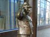 Памятник бравому солдату Швейку в Санкт-Петербурге