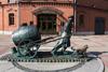 Памятник Петербургскому водовозу в Санкт-Петербурге