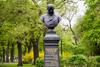 Памятник В.А. Жуковскому в Санкт-Петербурге